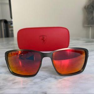 OAKLEY Tincan Carbon Scuderia Ferrari Sunglasses